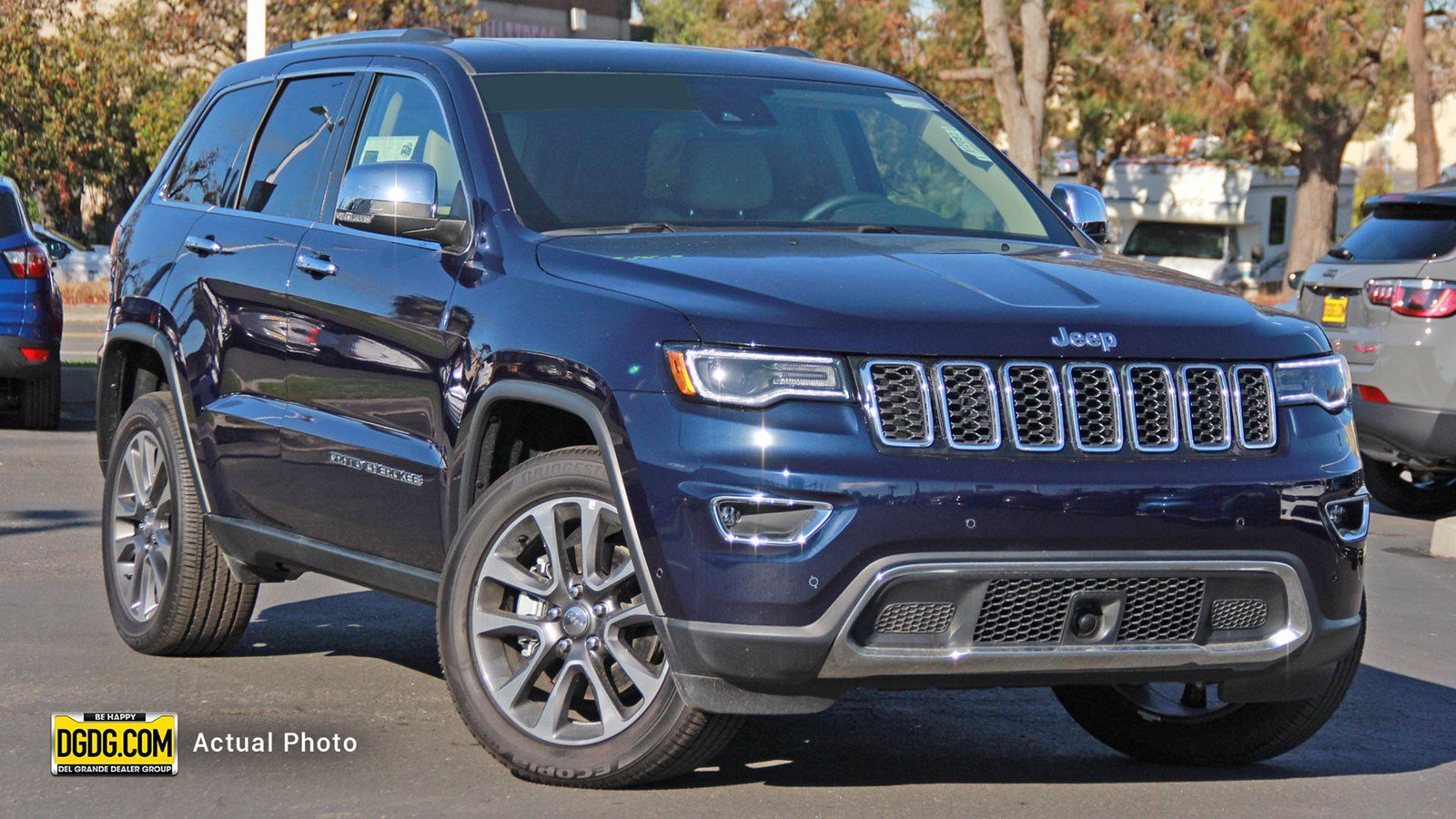 New 2018 Jeep Grand Cherokee Limited EcoDiesel