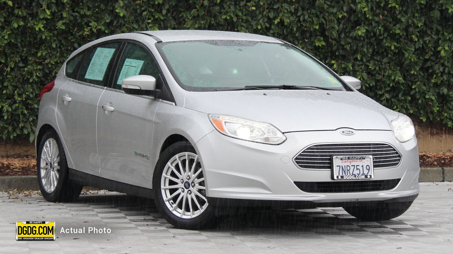 Certified Pre-Owned 2016 Ford Focus Electric Base