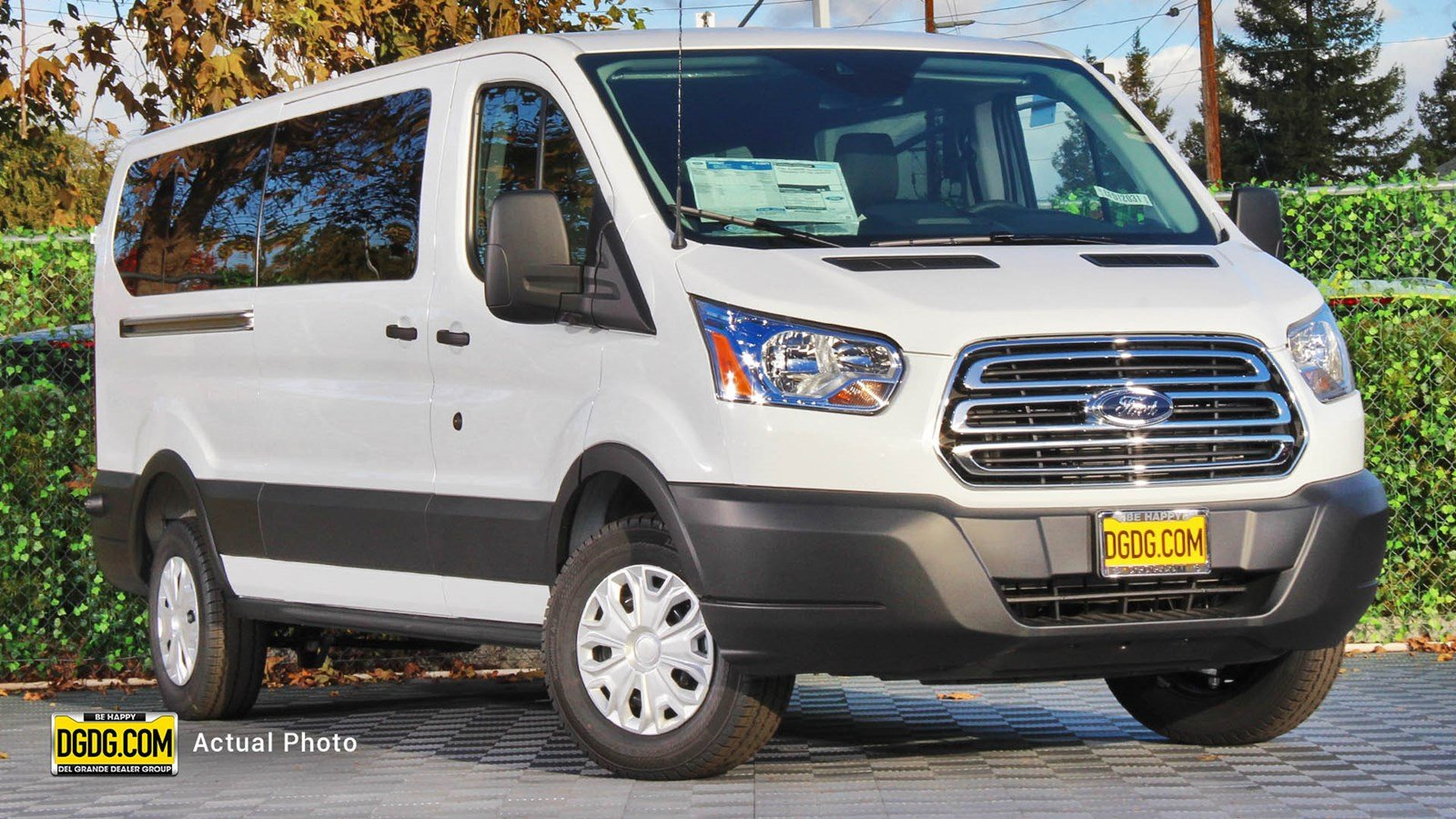 New 2019 ford transit 350 xlt
