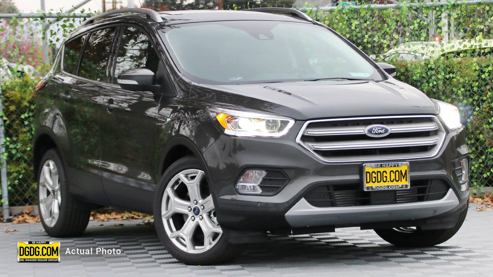 Ford Escape Titanium >> New 2019 Ford Escape Titanium Fwd 4d Sport Utility