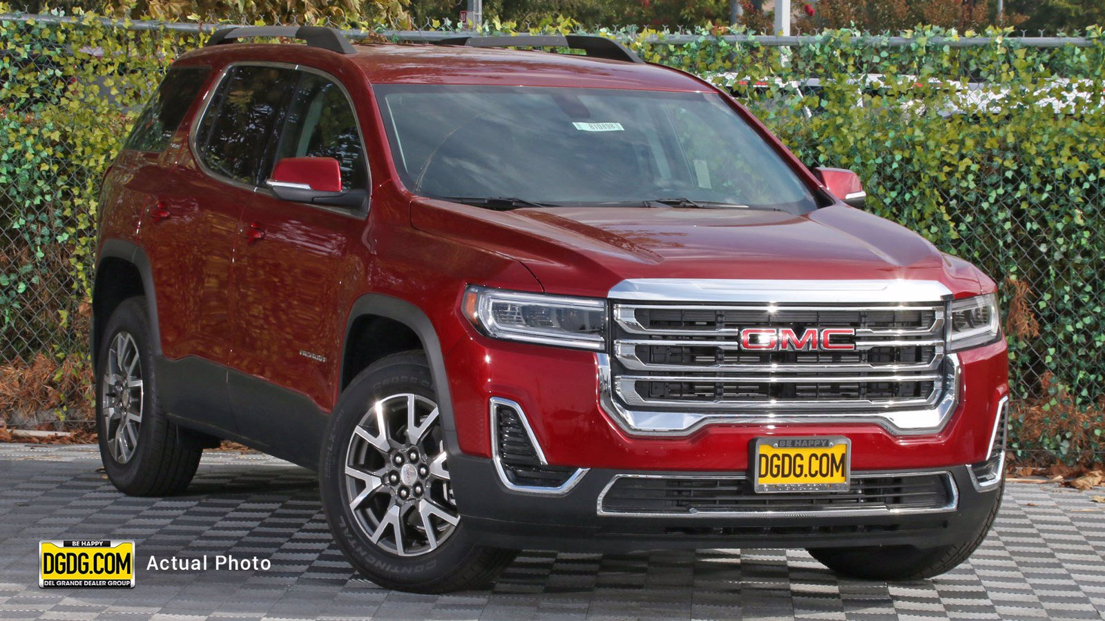 2020 GMC Acadia All Trims Except SL