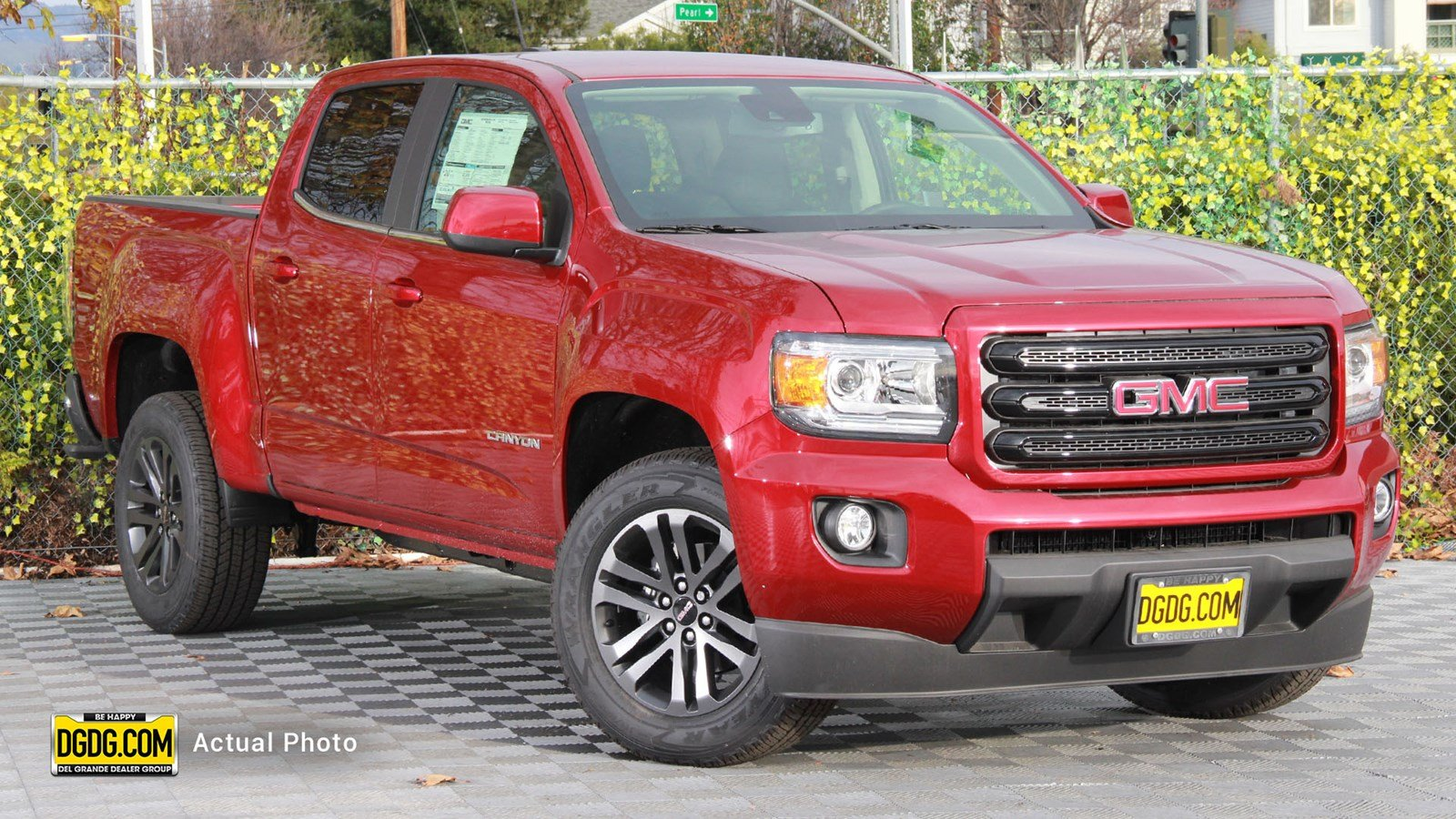 2020 GMC Canyon All Trims Except SL