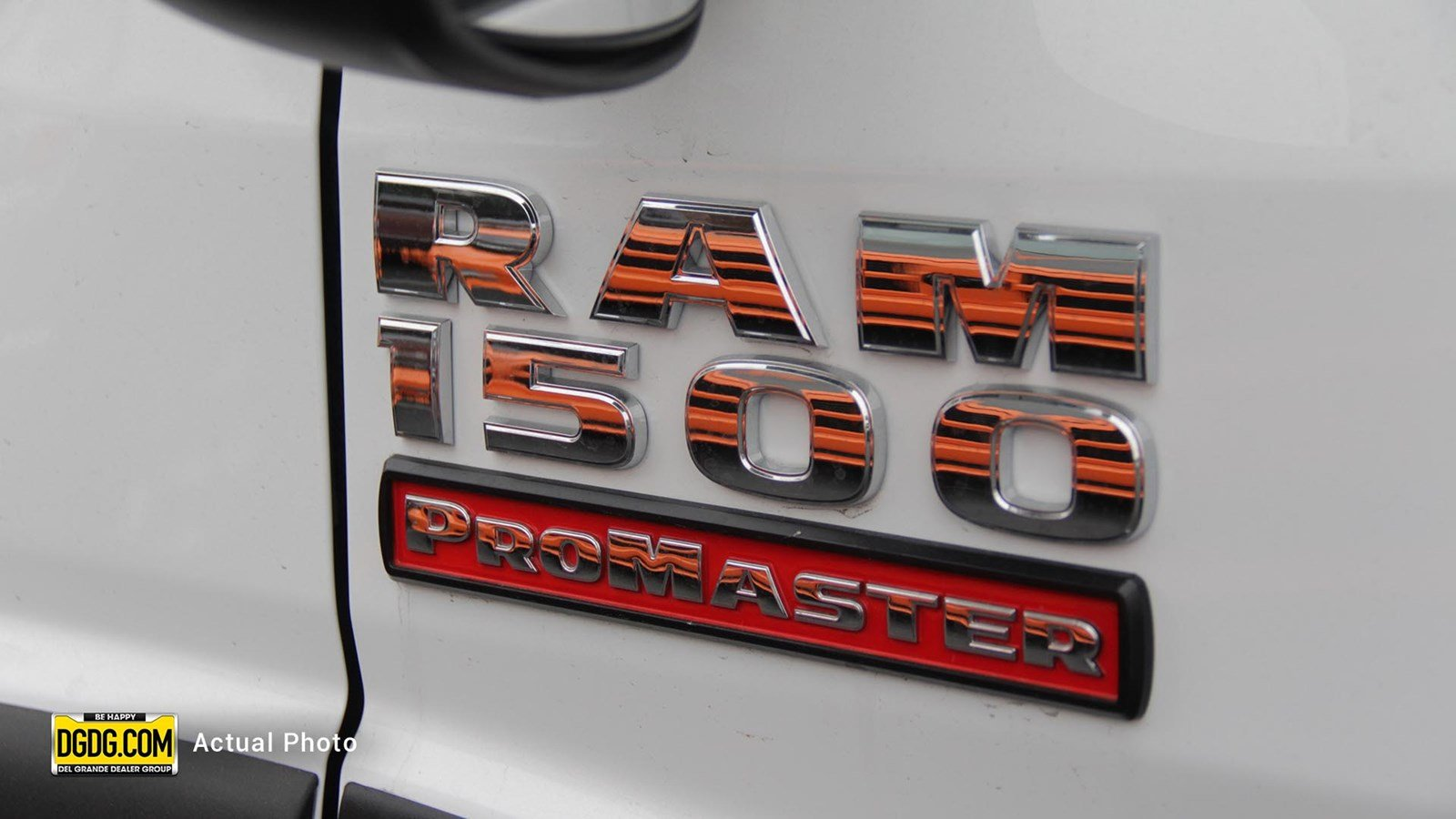 New 2019 Ram ProMaster Cargo Van Base
