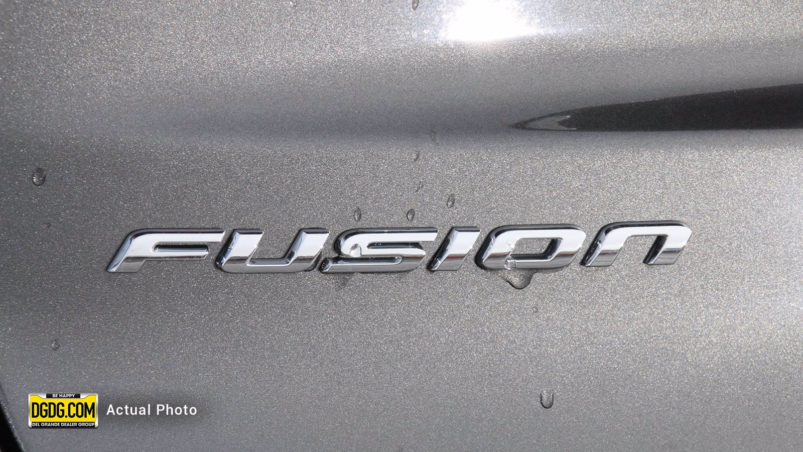 New 2020 Ford Fusion Titanium