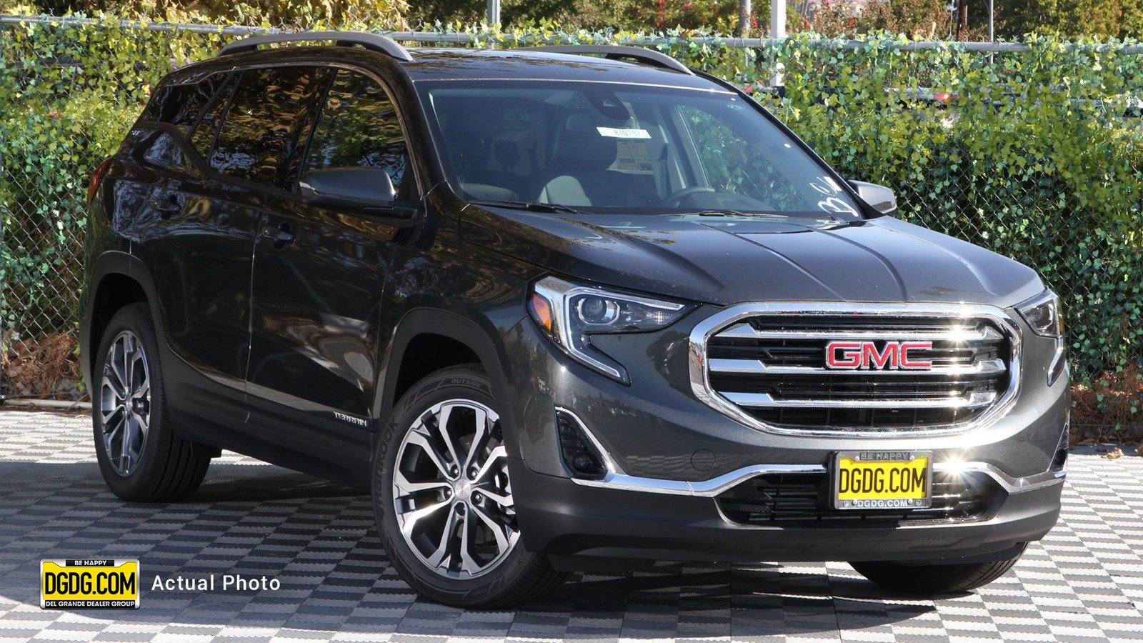 2020 GMC Terrain All Trims Except SL