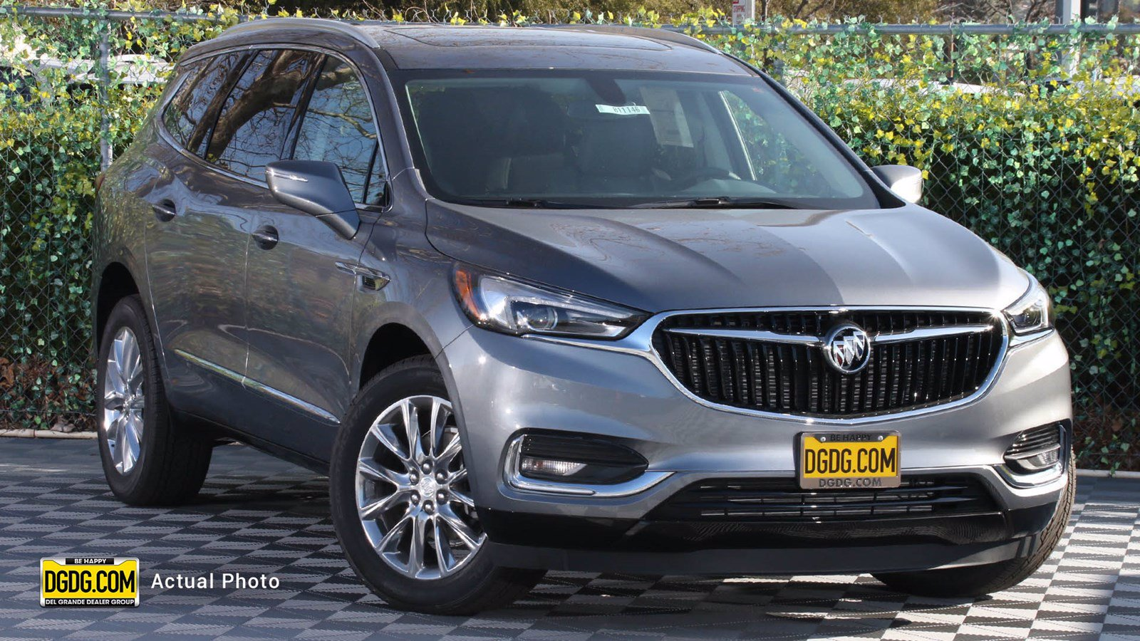 2020 Buick Enclave All Trims