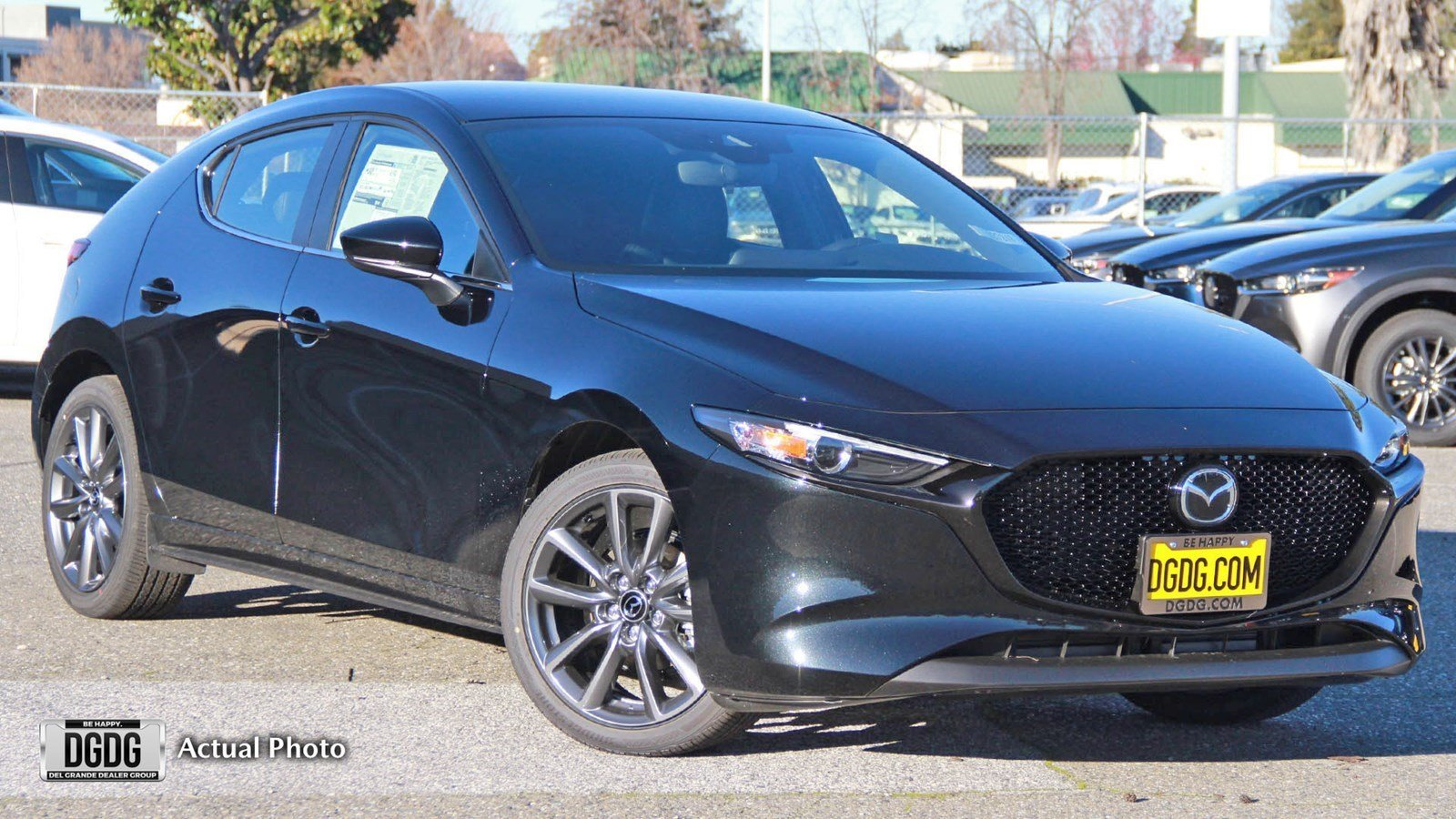 2020 Mazda Mazda3 Hatchback w/Preferred Pkg FWD