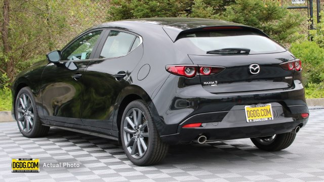 New 2019 Mazda3 Hatchback Base