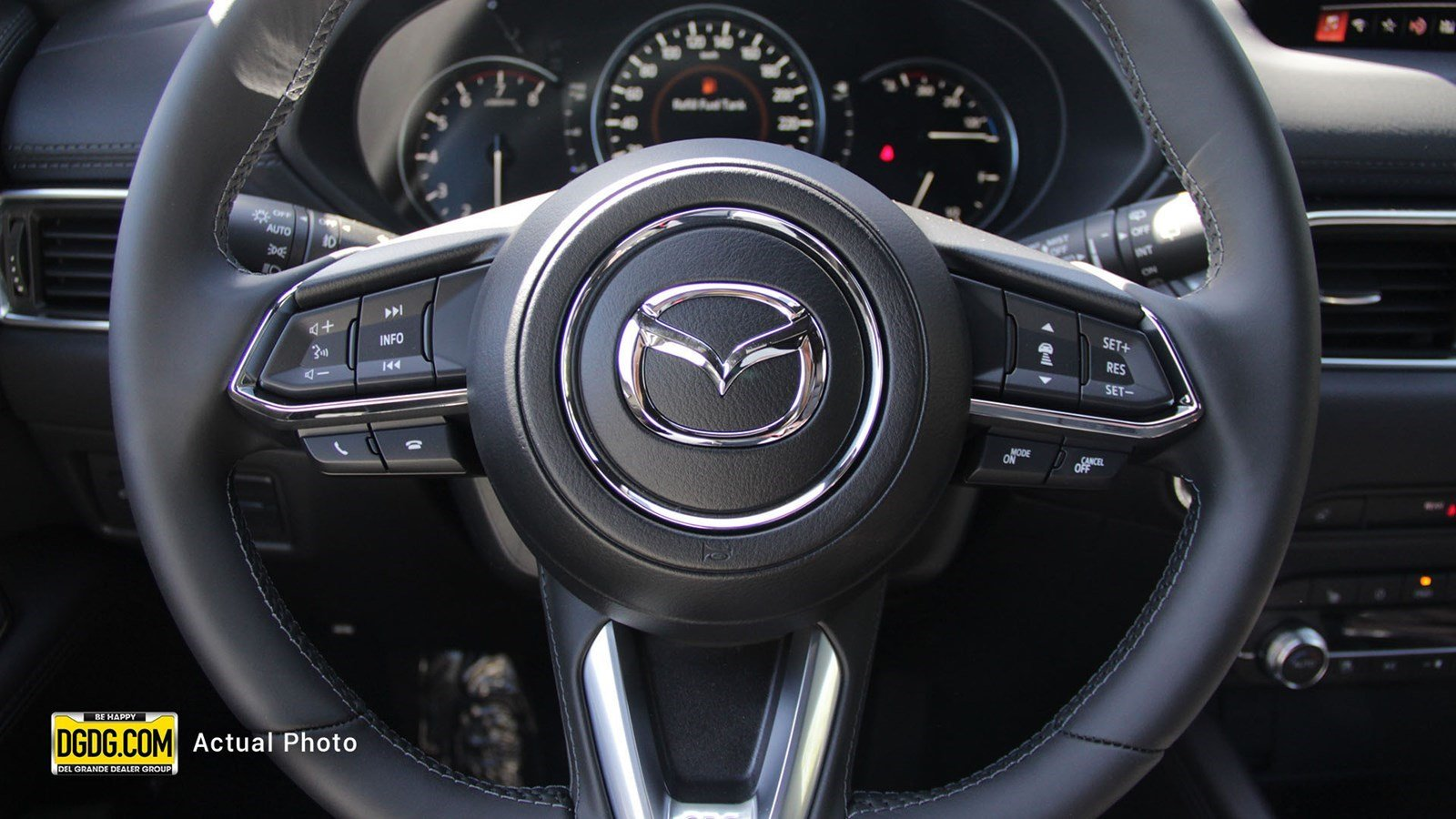 New 2019 Mazda CX-5 Signature
