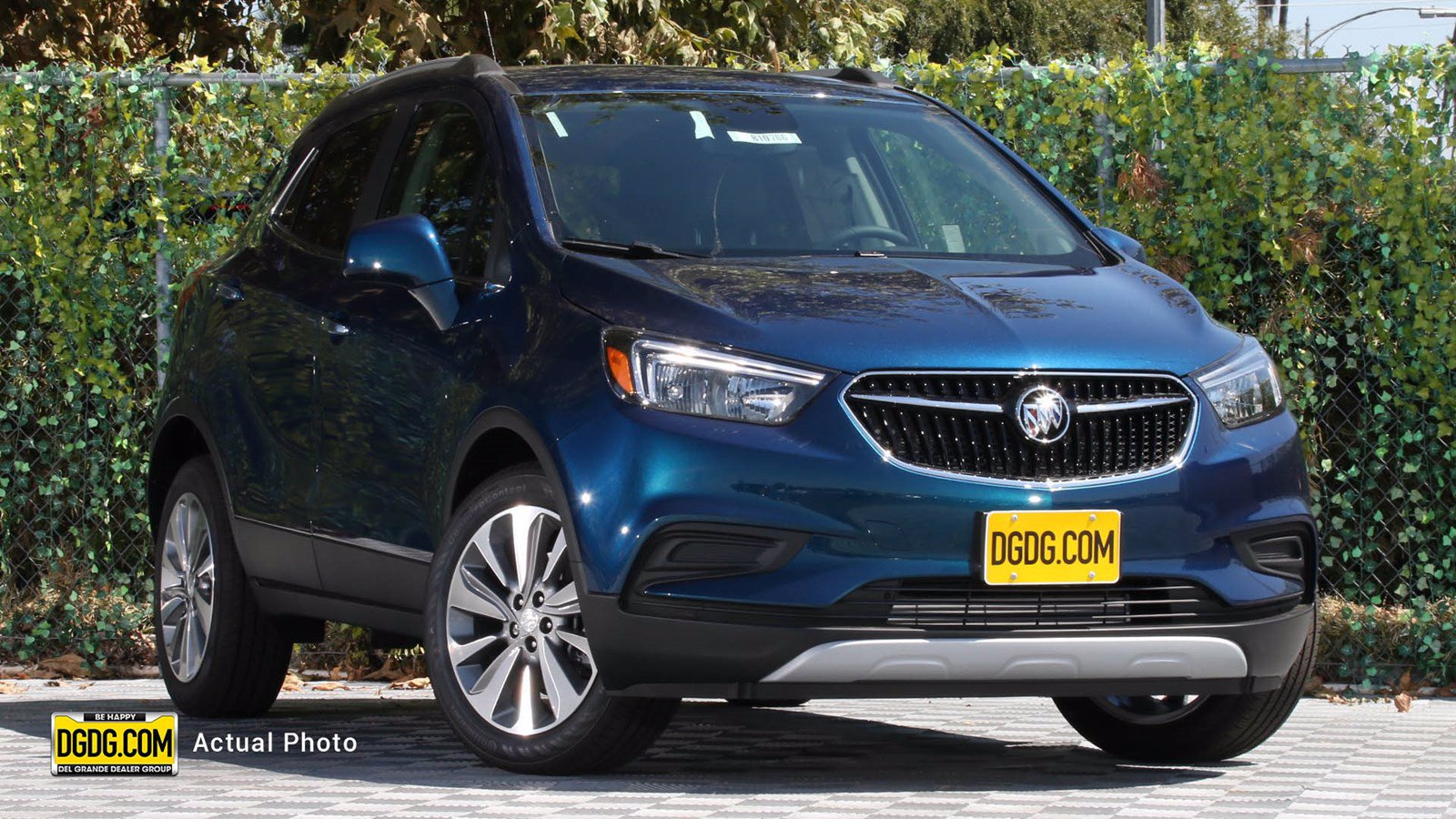 2020 Buick Encore All Trims Except 1SV