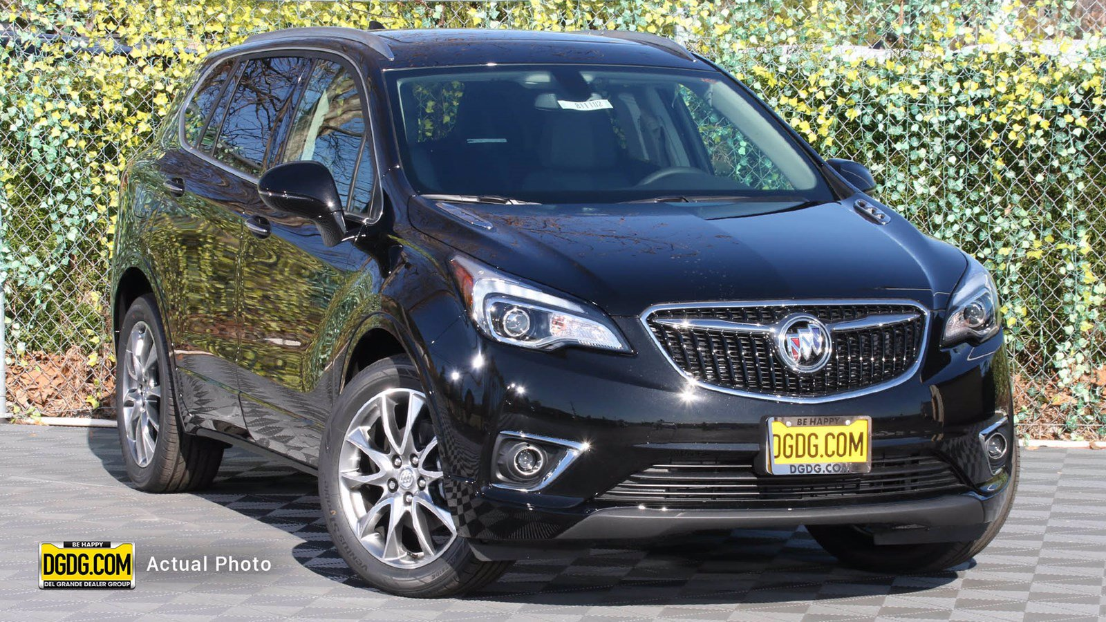 2020 Buick Envision All Trims Except 1SV