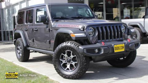 "New 2020 Jeep<br /><span class=""vdp-trim"">Wrangler Unlimited Rubicon 4WD Convertible</span>"