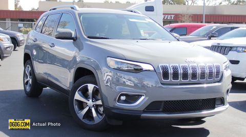 "New 2019 Jeep<br /><span class=""vdp-trim"">Cherokee Limited FWD Sport Utility</span>"