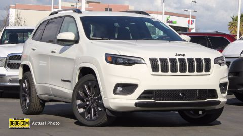 "New 2019 Jeep<br /><span class=""vdp-trim"">Cherokee High Altitude FWD Sport Utility</span>"