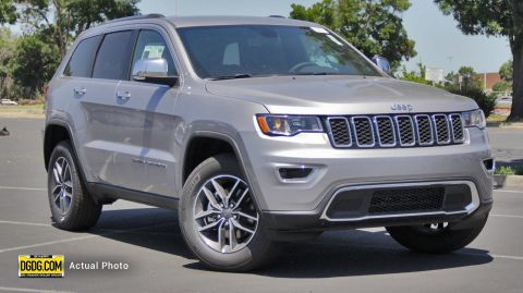 "New 2019 Jeep<br /><span class=""vdp-trim"">Grand Cherokee Limited RWD Sport Utility</span>"