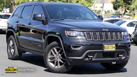 "Pre-Owned 2016 Jeep<br /><span class=""vdp-trim"">Grand Cherokee 75th Anniversary Edition 4WD 4D Sport Utility</span>"