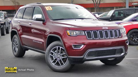 "New 2019 Jeep<br /><span class=""vdp-trim"">Grand Cherokee Limited 4WD Sport Utility</span>"