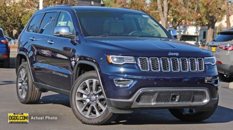 "New 2018 Jeep<br /><span class=""vdp-trim"">Grand Cherokee Limited EcoDiesel 4WD Sport Utility</span>"