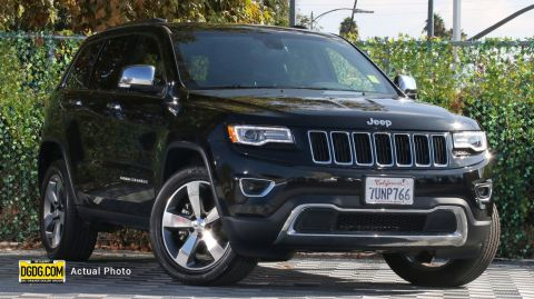 "Pre-Owned 2016 Jeep<br /><span class=""vdp-trim"">Grand Cherokee Limited 4WD 4D Sport Utility</span>"