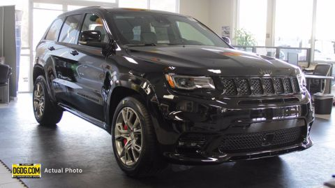 "New 2020 Jeep<br /><span class=""vdp-trim"">Grand Cherokee SRT 4WD Sport Utility</span>"