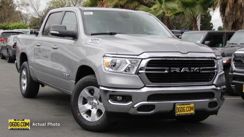"New 2019 Ram<br /><span class=""vdp-trim"">1500 Big Horn/Lone Star RWD Crew Cab Pickup</span>"