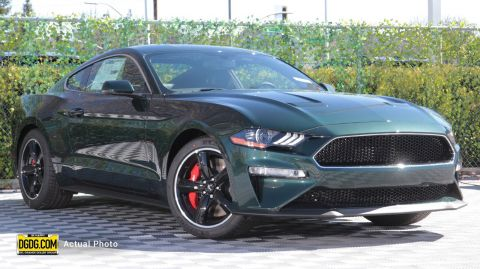 "New 2019 Ford<br /><span class=""vdp-trim"">Mustang Bullitt RWD 2D Coupe</span>"