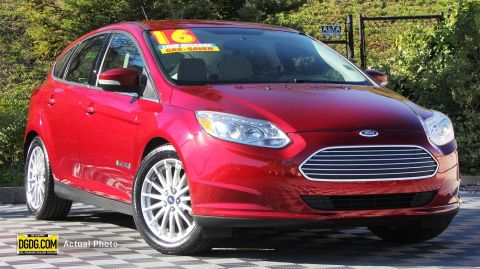 "Pre-Owned 2016 Ford<br /><span class=""vdp-trim"">Focus Electric Base FWD Hatchback</span>"