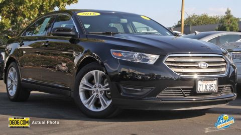Pre-Owned 2016 Ford Taurus SEL
