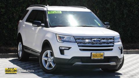 "Pre-Owned 2018 Ford<br /><span class=""vdp-trim"">Explorer XLT FWD 4D Sport Utility</span>"