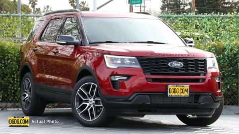"New 2019 Ford<br /><span class=""vdp-trim"">Explorer Sport AWD 4D Sport Utility</span>"