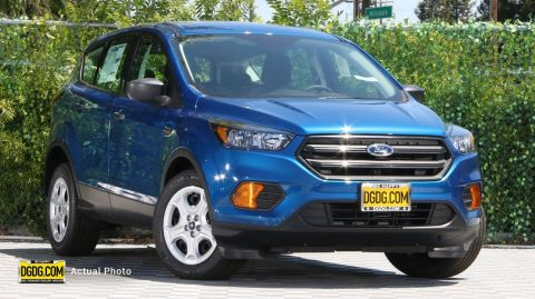 "New 2019 Ford<br /><span class=""vdp-trim"">Escape S FWD 4D Sport Utility</span>"