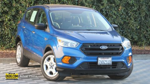 Certified Pre-Owned 2017 Ford Escape S