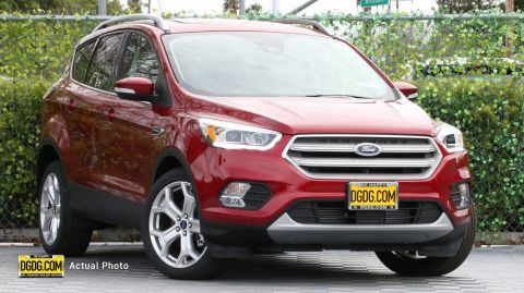 "New 2019 Ford<br /><span class=""vdp-trim"">Escape Titanium FWD 4D Sport Utility</span>"