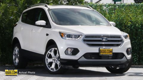 "New 2019 Ford<br /><span class=""vdp-trim"">Escape Titanium 4WD 4D Sport Utility</span>"
