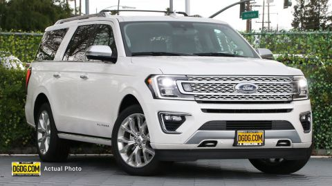 "New 2019 Ford<br /><span class=""vdp-trim"">Expedition Max Platinum 4WD 4D Sport Utility</span>"
