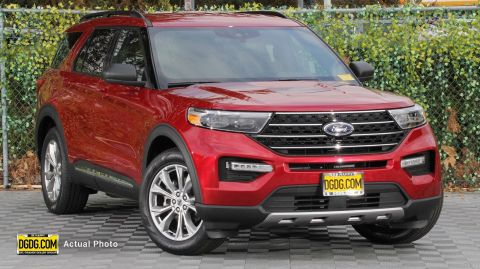 "New 2020 Ford<br /><span class=""vdp-trim"">Explorer XLT RWD 4D Sport Utility</span>"