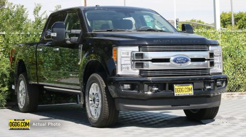 "New 2018 Ford<br /><span class=""vdp-trim"">F-250SD Limited 4WD 4D Crew Cab</span>"