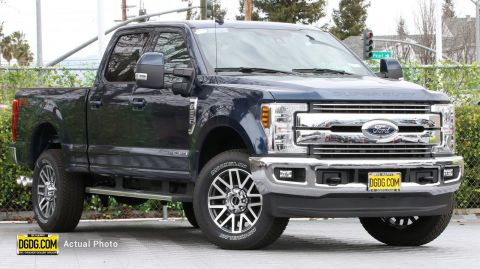 "New 2019 Ford<br /><span class=""vdp-trim"">F-250SD Lariat 4WD 4D Crew Cab</span>"