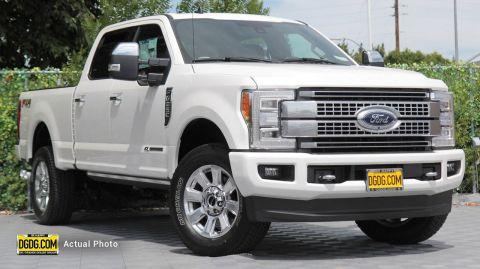 "New 2019 Ford<br /><span class=""vdp-trim"">F-250SD Platinum 4WD 4D Crew Cab</span>"
