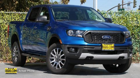 "New 2019 Ford<br /><span class=""vdp-trim"">Ranger XLT RWD 4D Crew Cab</span>"