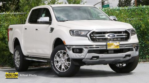 "New 2019 Ford<br /><span class=""vdp-trim"">Ranger Lariat 4WD 4D Crew Cab</span>"