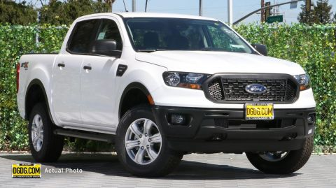 "New 2019 Ford<br /><span class=""vdp-trim"">Ranger XL 4WD 4D Crew Cab</span>"