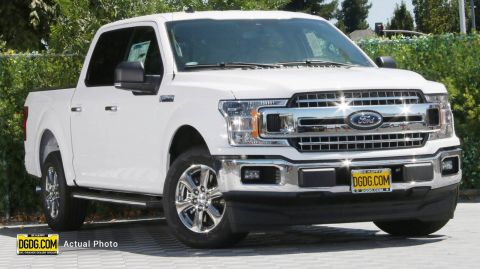 "New 2019 Ford<br /><span class=""vdp-trim"">F-150 XLT RWD 4D SuperCrew</span>"