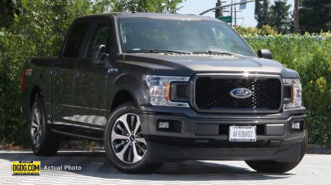 "New 2019 Ford<br /><span class=""vdp-trim"">F-150 XL RWD 4D SuperCrew</span>"