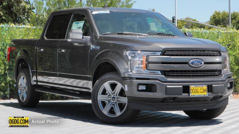 "New 2019 Ford<br /><span class=""vdp-trim"">F-150 Lariat 4WD 4D SuperCrew</span>"