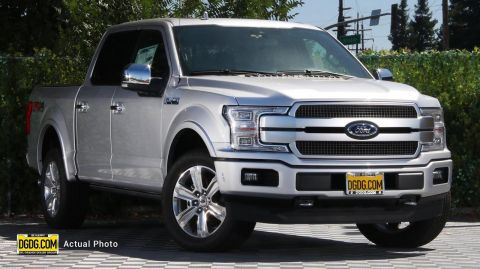 "New 2019 Ford<br /><span class=""vdp-trim"">F-150 Platinum 4WD 4D SuperCrew</span>"