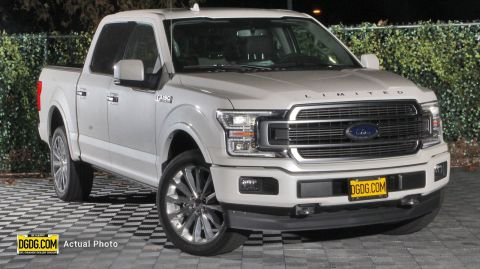 "New 2019 Ford<br /><span class=""vdp-trim"">F-150 Limited 4WD 4D SuperCrew</span>"
