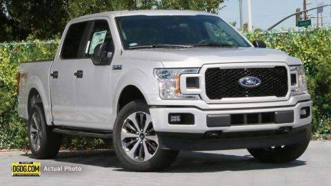 "New 2019 Ford<br /><span class=""vdp-trim"">F-150 XL 4WD 4D SuperCrew</span>"