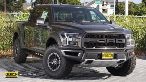 "New 2019 Ford<br /><span class=""vdp-trim"">F-150 Raptor 4WD 4D SuperCrew</span>"
