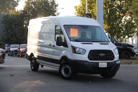 Pre-Owned 2015 Ford Transit Cargo Van Base